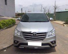 Cần bán Toyota Innova năm 2015, màu bạc giá 512 triệu tại Tp.HCM