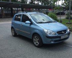 Bán Hyundai Getz 1.1 MT 2010, màu xanh, nhập khẩu, chính chủ giá 220 triệu tại Tp.HCM
