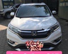 Cần bán xe Honda CR V 2.4 đời 2015, màu trắng, 875tr giá 875 triệu tại Thanh Hóa