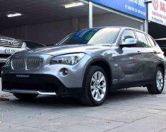 Bán xe BMW X1 sản xuất 2010 màu xám (ghi), giá 587 triệu, xe nhập giá 587 triệu tại Hà Nội