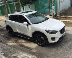 Bán ô tô Mazda CX 5 2.0 đời 2017, màu trắng ít sử dụng giá 855 triệu tại Tp.HCM