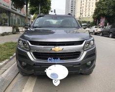 Bán ô tô Chevrolet Colorado sản xuất 2016 màu xám. Xe đẹp xuất xắc giá 666 triệu tại Hà Nội