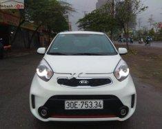 Bán Kia Morning Si AT đời 2017, màu trắng số tự động, giá tốt giá 375 triệu tại Hà Nội