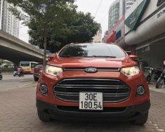 Bán xe Ford EcoSport Titanium 2016, màu cam, xe chất giá 560 triệu tại Hà Nội
