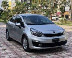 Bán xe Kia Rio 1.4MT đời 2016, màu bạc, nhập khẩu Hàn Quốc  giá 438 triệu tại Hà Nội