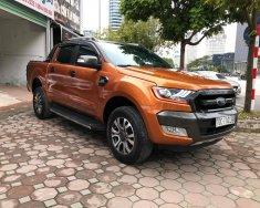 Bán ô tô Ford Ranger đời 2017, màu cam, nhập khẩu giá cạnh tranh giá 850 triệu tại Hà Nội
