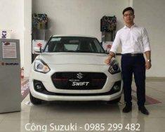 Bán Suzuki Swift đời 2019, màu trắng, nhập khẩu giá 549 triệu tại Hà Nội