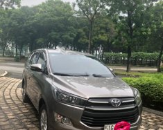 Bán Toyota Innova 2.0E đời 2017, màu nâu, số sàn giá 705 triệu tại Tp.HCM
