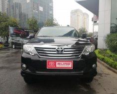 Toyota Sure Mỹ Đình bán Fortuner 2014 màu đen, siêu chất, bảo hành chính hãng. LH 0934891515 giá 775 triệu tại Hà Nội