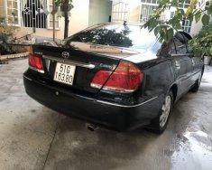 Gia đình bán Toyota Camry đời 2005, màu đen giá 390 triệu tại Tp.HCM