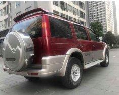 Bán Ford Everest MT sản xuất 2005, màu đỏ số sàn, giá tốt giá 285 triệu tại Hà Nội