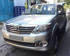 Bán Toyota Fortuner V Sx 2015, màu bạc, số tự động, mâm đúc, máy xăng rất tiết kiệm giá 789 triệu tại Tp.HCM