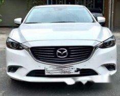 Cần bán Mazda 6 2.0 Premium 2017, màu trắng chính chủ, giá 875tr giá 875 triệu tại Tp.HCM