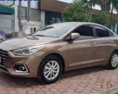 Bán Hyundai Accent năm 2018, màu vàng, giá tốt giá 540 triệu tại Tp.HCM