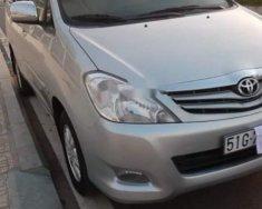 Cần bán xe Toyota Innova năm 2012, màu bạc số sàn giá 458 triệu tại Tp.HCM