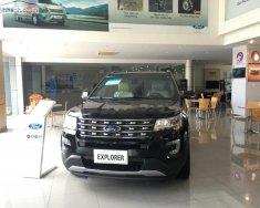 Bán Ford Explorer Limited 2.3L EcoBoost 2018, màu đen, xe nhập giá 2 tỷ 193 tr tại Hà Nội