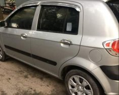 Gia đình bán xe Hyundai Getz đời 2009, màu bạc, nhập khẩu giá 180 triệu tại Hà Nội