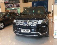 Bán xe Ford Explorer Limited 2.3L EcoBoost năm sản xuất 2018, màu đen, xe nhập giá 2 tỷ 193 tr tại Hà Nội