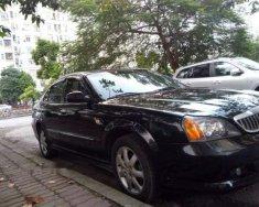 Bán Daewoo Magnus 2.0L sản xuất 2007, màu đen  giá 200 triệu tại Hà Nội