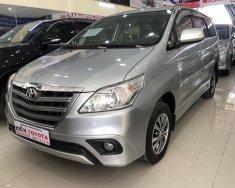 Bán xe Toyota Innova E sản xuất 2015, màu bạc giá 600 triệu tại Tp.HCM