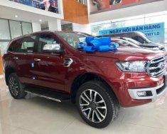 Bán xe Ford Everest sản xuất năm 2018, màu đỏ, xe nhập giá 1 tỷ 112 tr tại Tp.HCM