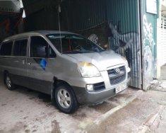 Bán Hyundai Starex Van 2.5 AT sản xuất năm 2005, màu bạc, nhập khẩu giá 240 triệu tại Hà Nội