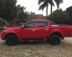 Chính chủ bán Mitsubishi Triton sản xuất 2016, màu đỏ giá 475 triệu tại Hà Nội