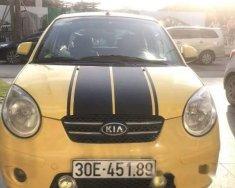 Bán Kia Morning sản xuất năm 2009, màu vàng giá 152 triệu tại Hà Nội