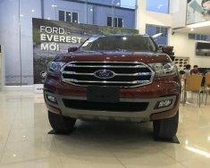 Bán xe Ford Everest Trend sản xuất năm 2018, xe nhập, lh 0989022295 tại Bắc Giang giá 1 tỷ 112 tr tại Bắc Giang