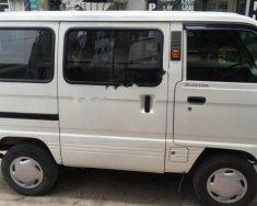 Bán Suzuki Super Carry Van đời 2009, màu trắng giá 175 triệu tại Hà Nội