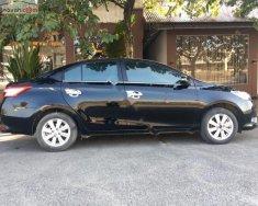 Cần bán Toyota Vios 1.5E CVT đời 2017, màu đen, số tự động giá 548 triệu tại Hà Nội