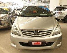 Bán ô tô Toyota Innova 2.0G MT đời 2011, màu bạc, xe gia đình, giá thương lượng giá 500 triệu tại Tp.HCM