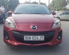 Bán xe Mazda 3 3S sản xuất năm 2013, màu đỏ, 489tr giá 489 triệu tại Hà Nội