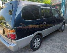 Bán Toyota Zace GL 2001, màu đen, xe gia đình  giá 167 triệu tại Bình Dương