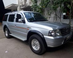 Chính chủ bán Ford Everest đời 2006, màu bạc giá 275 triệu tại Tp.HCM