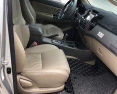 Bán Toyota Fortuner sản xuất 2014, màu bạc, xe mới mua hãng được 1 tháng giá 830 triệu tại Tp.HCM