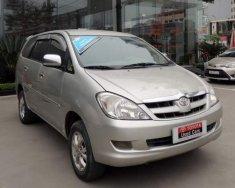 Chính chủ bán Toyota Innova G năm 2008, màu bạc giá 365 triệu tại Hà Nội