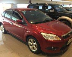 Bán Ford Focus 1.8L Sport đời 2011, màu đỏ, giá 350tr, hỗ trợ trả góp giá 350 triệu tại Tp.HCM