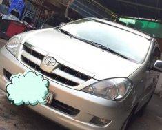Cần bán xe Toyota Innova G năm 2008, màu bạc, giá tốt giá 363 triệu tại Tp.HCM