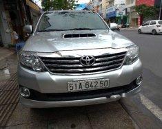 Bán ô tô Toyota Fortuner 2013, màu bạc số sàn giá 780 triệu tại Tp.HCM