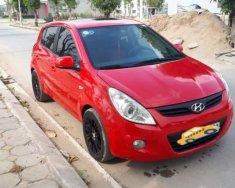 Bán Hyundai i20 năm 2009, màu đỏ, xe nhập số tự động, giá chỉ 305 triệu giá 305 triệu tại Hà Nội