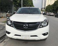 Bán ô tô Mazda BT 50 năm 2016 màu trắng, giá 565 triệu, nhập khẩu nguyên chiếc giá 565 triệu tại Hà Nội