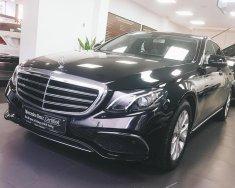 Cần bán Mercedes E 200 2017 màu đen chính hãng, đã qua sử dụng giá 1 tỷ 869 tr tại Hà Nội