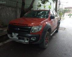 Cần bán Ford Ranger Ranger Wildtrak năm sản xuất 2014, màu đỏ, xe nhập giá 538 triệu tại Hà Nội
