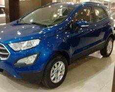 Cần bán Ford EcoSport 2018, màu xanh lam giá 565 triệu tại Tp.HCM