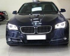Bán BMW 520i màu xanh/kem, sản xuất 12/2014, đăng ký biển Hà Nội giá 1 tỷ 499 tr tại Hà Nội