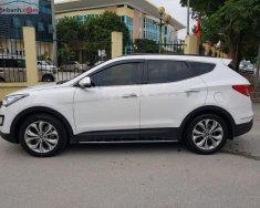 Bán Hyundai Santa Fe 2.2 năm sản xuất 2015, màu trắng giá 960 triệu tại Hà Nội