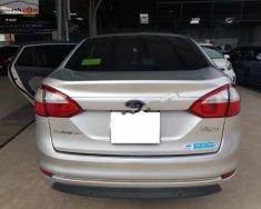 Bán xe Ford Fiesta Titanium 1.5 AT sản xuất năm 2015, màu bạc, số tự động  giá 428 triệu tại Tp.HCM