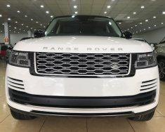 Cần bán LandRover Range rover năm 2018, màu trắng, nhập khẩu nguyên chiếc giá 8 tỷ 350 tr tại Hà Nội