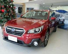 Bán xe Subaru Outback 2.5i-S Eyesight 2018, màu đỏ - KM tốt trong tháng 12 gọi 0902.767.567 Ms Tú giá 1 tỷ 777 tr tại Tp.HCM